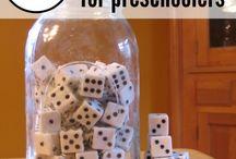 Preschool math / by Melissa Moore Gibbs