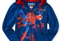 P.S. Superhero Shop / Go on a crime-fighting spree in the newest duds from P.S! / by p.s. from aéropostale