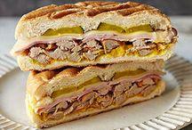 sandwiches / by brenda duncanson