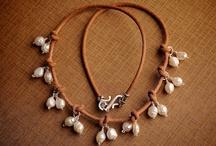 Necklaces / by Sandra Bourque Braucht
