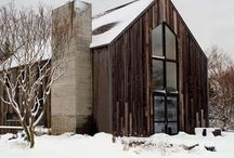 barns / by amy bytzek