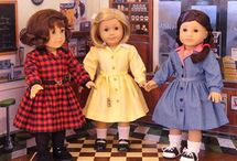 American Doll clothes etc / by Cleo Crandall