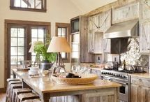 Decor I Adore Kitchens / A collection of Kitchens that I simply love! / by Andrea Cammarata