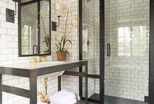 Bathrooms / by Sara Nolting (3.6.5 Design)