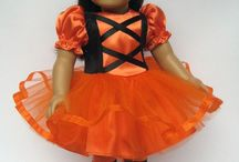 18 inch dolls / by Donna Heslin