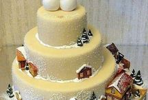 Christmas Cakes / by Penelope Hodder
