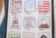 Fourth Grade Social Studies / by Vicki Hoffman