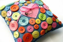 Button Crafts / by SewLicious Home Decor