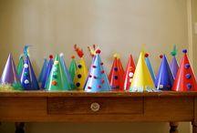 Anniversaire - Birthday / by Clémence Gouache