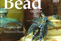 Jewelry--Beading Magazines / by Patricia Hedrick