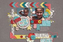 From The Hive / Layouts made by our HoneyBees! / by Scrap Orchard