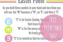 Easter / by Missy Garcia