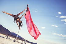 Pole and Aerial Fitness / by Annie Berry