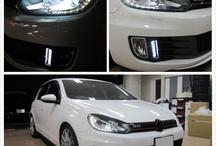 Volkswagen LED Lights / by iJDMTOY.com Car LED