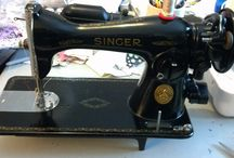 My Sewing Machines / by Monet Bedard