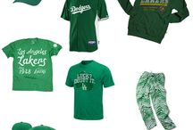 St. Patrick's Day Apparel / by FansEdge