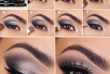 makeup / by adara freeed