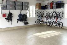 Garage Organization / by Carolyn Barrientos