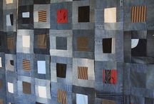QUILTS: Masculine Designs / by Lucia Wilke