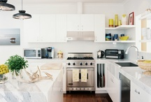 Kitchens. / by Nicole Melde