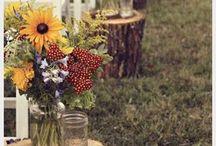 Outdoor wedding / Outdoor wedding ideas / by Denima Lund