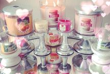 Bath & Body Works Candles / by Aylin Garcia