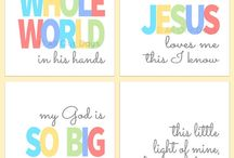 LOVE::KidMinDecor / All things children's ministry decor.  / by Erica Bode