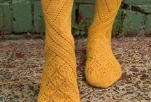 Sock patterning / by Julie Murphy