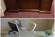 Office Makeover / by Mia Baker