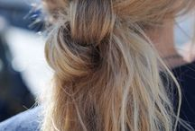 Hair, oh yes. / by Katherine Naulty