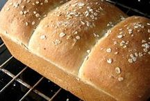 bread recipes to try / by Faith Newman