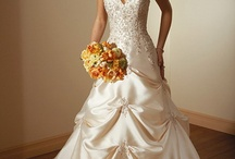Gorgeous Wedding Gowns / Stunning styles in bridal wear / by WPB Event