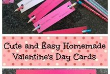 Valentine Crafts / by Heather Solos