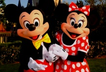 We love Disney! / by Kelly Stilwell