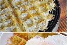 Food-Waffle Iron Ideas / by Sophia Chong