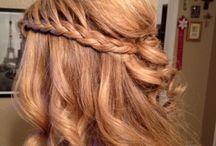 hair styles / by Jackie Derr
