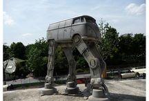 Star Wars / by Tind Silkscreen