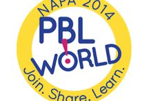 PBL World 2014 / PBL World,  scheduled June 23-27 in lovely Napa, CA, will bring together 600 educators who understand that Project Based Learning is a key strategy for creating an effective and engaging 21st Century classroom that promotes students' ability to master significant content. Learn more at pblworld.org. / by Buck Institute for Education