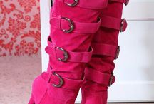 Boots / by Tina Haralampopoulos