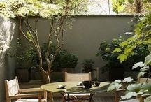 Soluzioni da esterno e giardini / by Norma Rondini