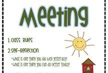 Morning Meetings / by Glyndon Elementary School
