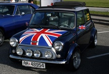 MINI Cooper / by Renee Cidell