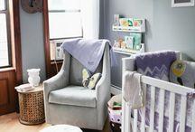 Baby nursery ideas / by Magia Retzi