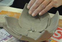 Pottery bowl / by Christi Hicks