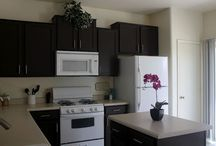 kitchen makeover / by Dana Leidholm