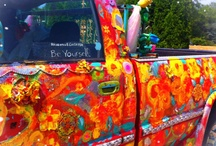 gypsy charm & hippie colors / by Angie Noworyta