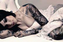 Tattoos / by Adrienne Kenyon