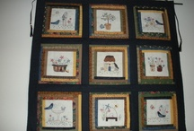 embroidery quilts / by Rene Crowder