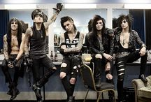Black Veil Brides / by Taylor Chabot