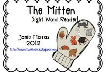 Books - The Mitten / by Lynne Morris